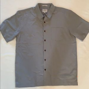 Quicksilver Waterman Collection Shirt Size L